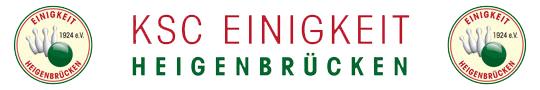 KSC Einigkeit Heigenbrücken Logo