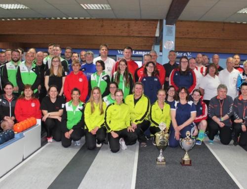 Halbfinale DCU- Pokal 2018/ 19